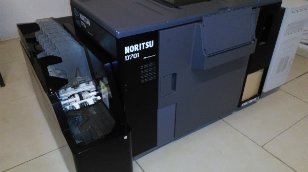 Noritsu D701